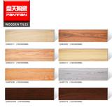 欧式木纹系列地板砖 复古瓷砖