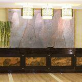 幻彩色天然大理石背景墙
