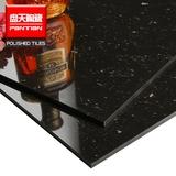 聚晶暗黑系列抛光地板砖