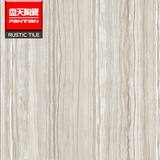 优雅灰条纹抛釉瓷砖