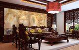 纯天然玉石系列背景墙